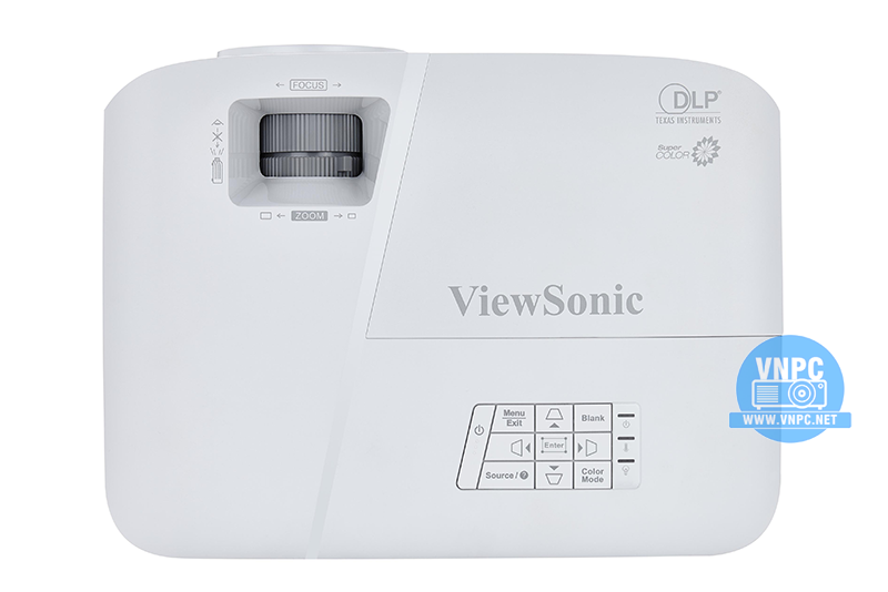 Máy chiếu ViewSonic PG603X độ sáng 3600 Ansi Lumens