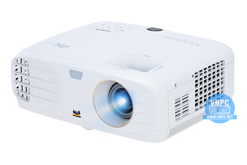 ViewSonic PX727-4K chuyên cho nhu cầu giải trí phim