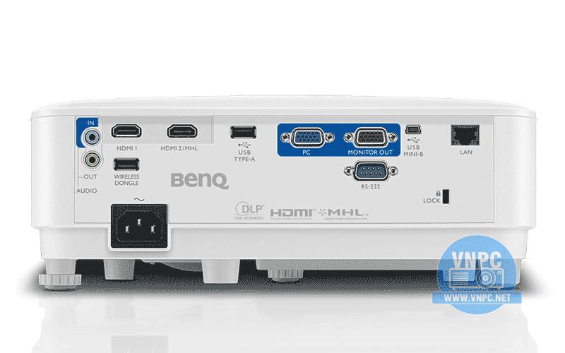 Máy chiếu BenQ MH733 độ sáng cao 4000Ansi Lumens
