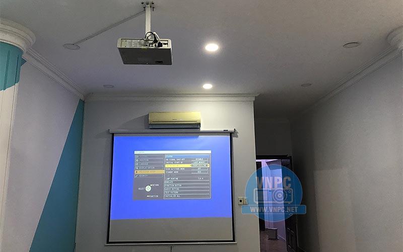 VNPC chuyên lắp đặt máy chiếu cho phòng học tại TpHCM & Hà Nội